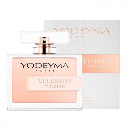 Perfume Feminino Celebrity Woman Yodeyma 100ml