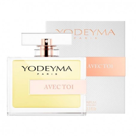 Perfume Feminino Avec Toi Yodeyma 100ml