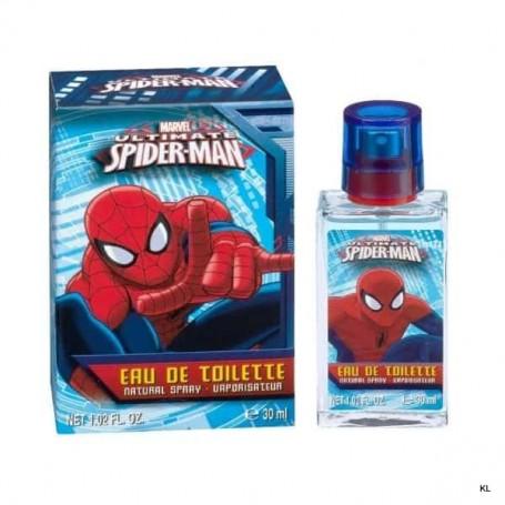 Eau de Toilette Infantil Spider Man 30ml