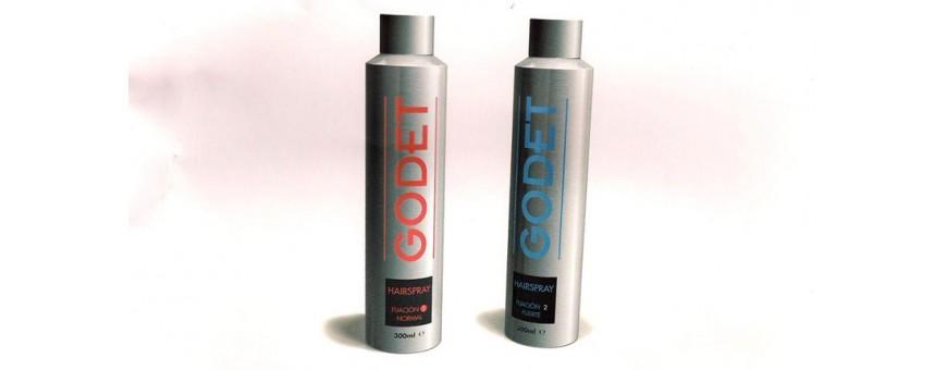 Laca de cabelo Godet