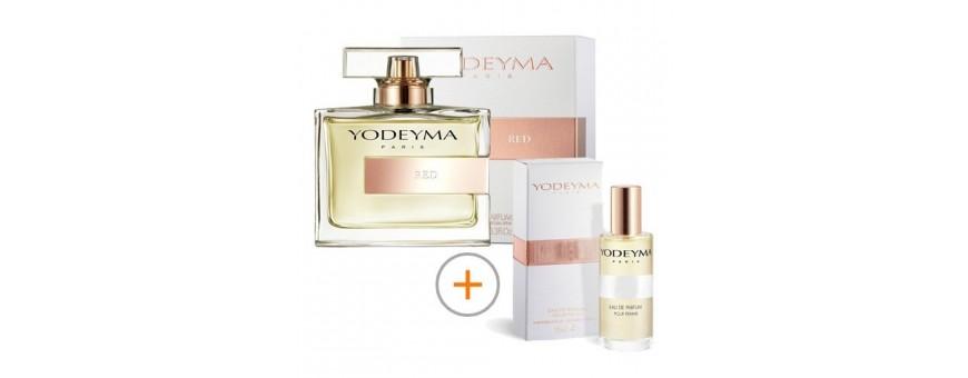 Conjunto Yodeyma Perfume de 100 + 15ml Feminino