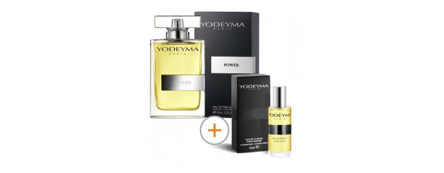 Conjunto Perfume de 100 + 15ml Homem