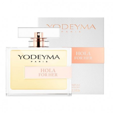 Perfume Feminino Hola for her Yodeyma 100ml