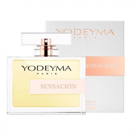 Perfume Feminino Sensación de Yodeyma 100ml