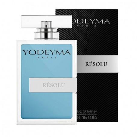 Perfume Masculino RÉSOLU Yodeyma 100ml