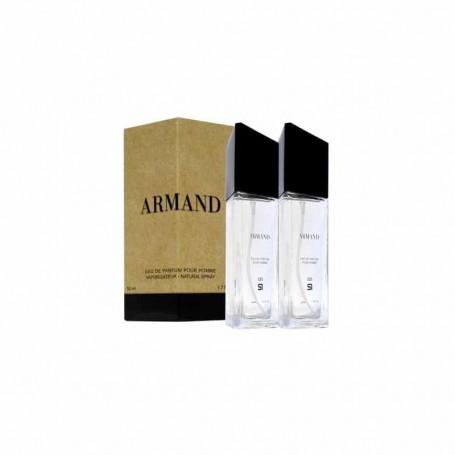 Perfume SerOne Armand Masculino, frasco de 100ml.