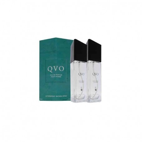 Perfume SerOne QVO Masculino, frasco de 100ml.