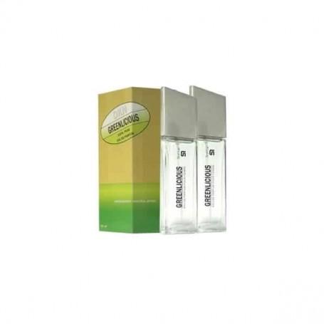 Perfume SerOne Greenlicious Masculino, frasco de 100ml.
