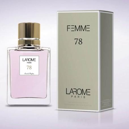 Perfume Feminino Larome 78F 100ml