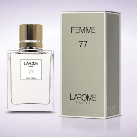 Perfume Feminino Larome 77F 100ml
