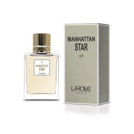 Perfume Feminino MANHATTAN STAR Larome 63F 100ml