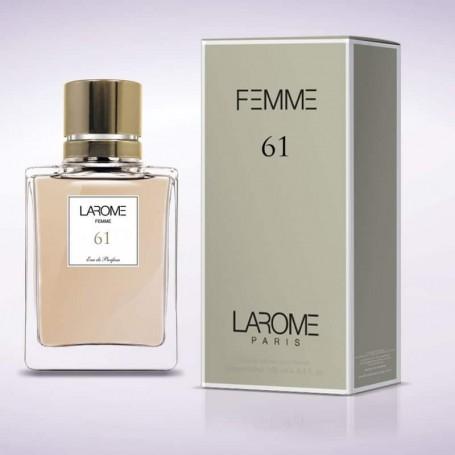 Perfume Feminino Larome 61F 100ml