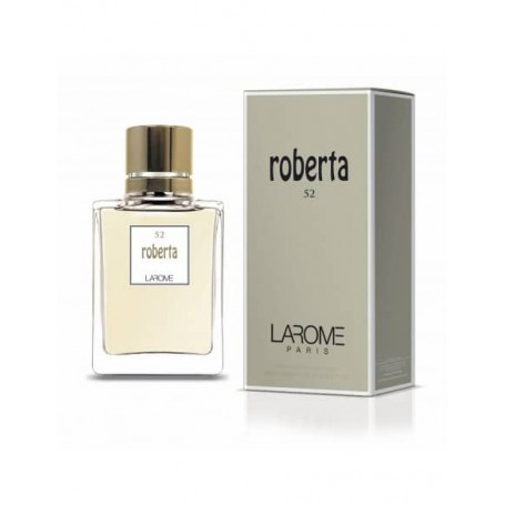 Perfume Feminino ROBERTA Larome 52F 100ml