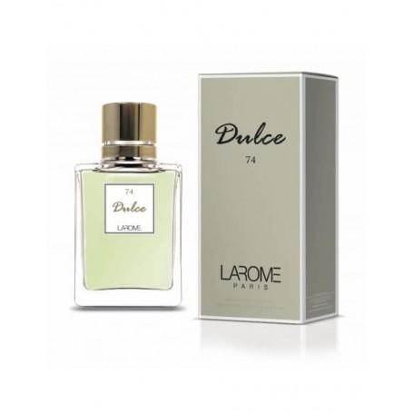 Perfume Feminino DULCE Larome 74F 100ml