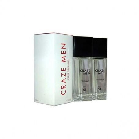 Perfume SerOne Craze Men Masculino, frasco de 100ml.