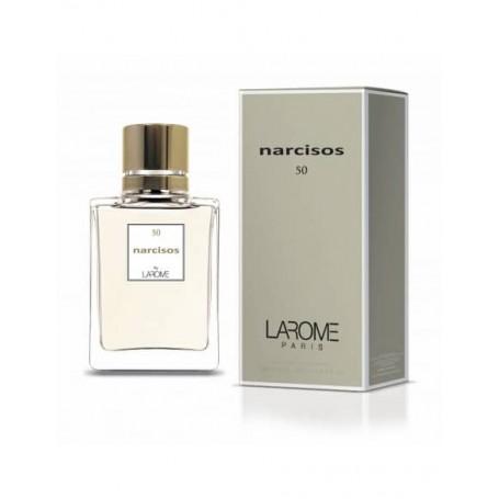 Perfume Feminino NARCISOS Larome 50F 100ml