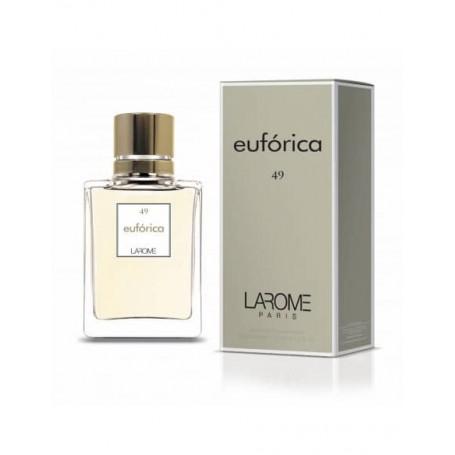 Perfume Feminino EUFÓRICA Larome 49F 100ml