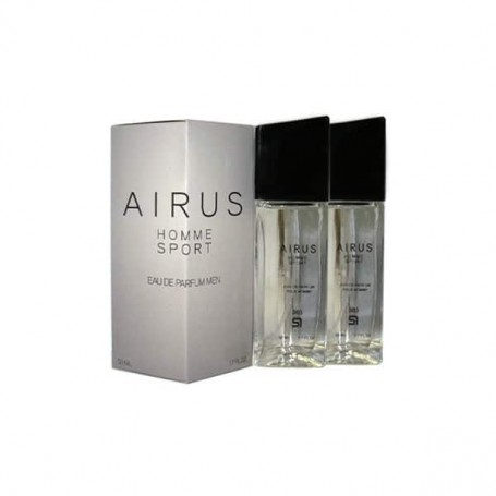 Perfume SerOne Airus Sport Masculino, frasco de 100ml.