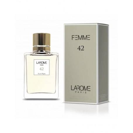 Perfume Feminino Larome 42F 100ml