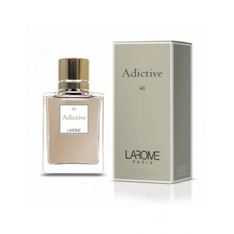 Perfume Feminino ADICTIVE Larome 41F 100ml