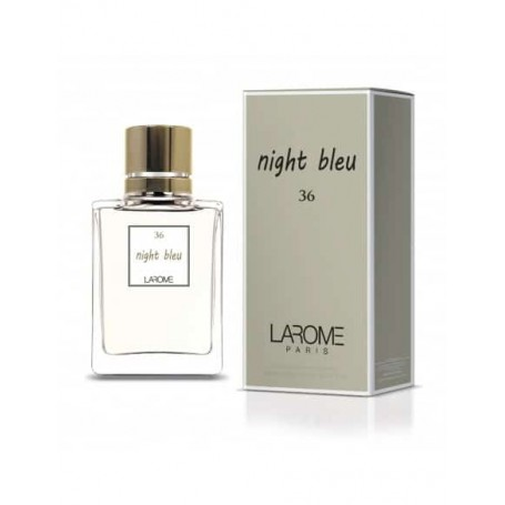 Perfume Feminino NIGHT BLEU Larome 36F 100ML