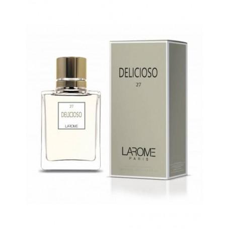 Perfume Feminino DELICIOSO Larome 27F 100ml