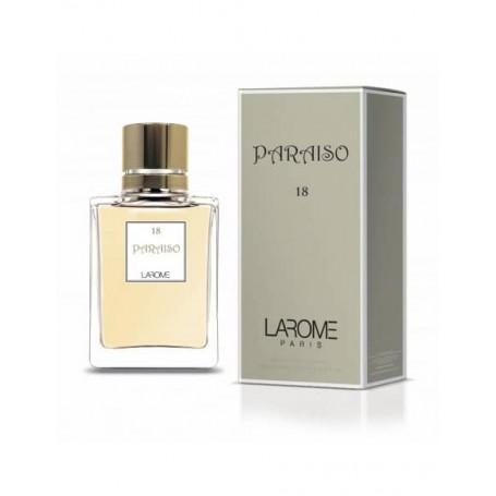 Perfume Feminino PARAISO Larome 18F 100ml