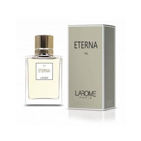 Perfume Feminino ETERNA Larome 16F 100ml