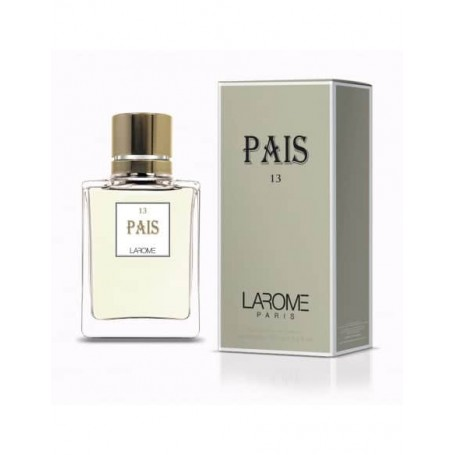 Perfume Feminino PAIS Larome 13F 100ml