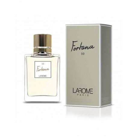 Perfume Feminino FORTUNA Larome 10F 100ml