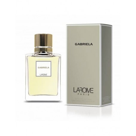 Perfume Feminino GABRIELA Larome 9F 100ml