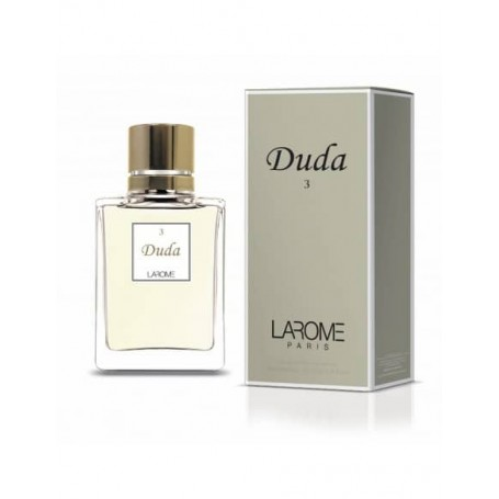 Perfume Feminino DUDA Larome 3F 100ml