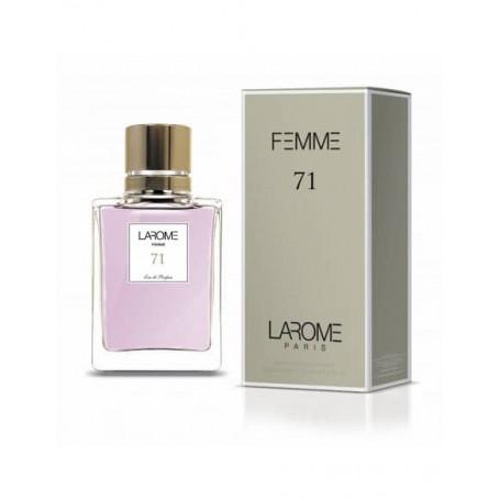 Perfume Feminino Larome 71F 100ml