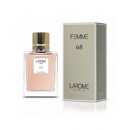 Perfume Feminino Larome 68F 100ml