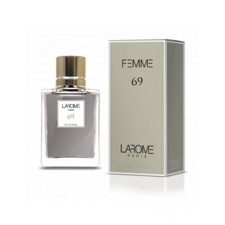 Perfume Unisexo Larome 69F 69F 100ml