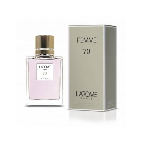 Perfume Feminino Larome 70F 100ml