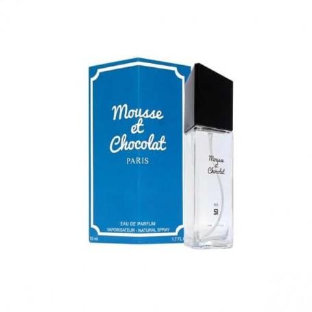 Perfume SerOne Mousse et Chocolat para Criança, frasco de 50ml.