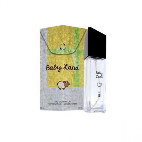 Perfume SerOne Baby Land para Criança, frasco de 50ml.