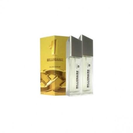 Perfume SerOne 1 Millonaire Masculino, frasco de 100ml.