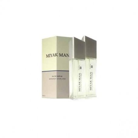 Perfume SerOne Miyak Man Masculino, frasco de 100ml.