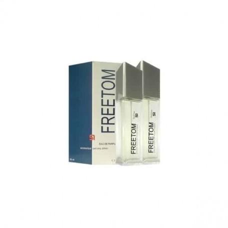 Perfume SerOne Freetom Masculino, frasco de 100ml.