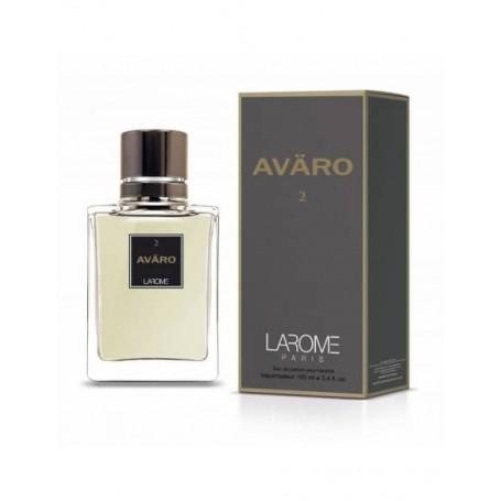 Perfume Masculino AVARO Larome 2M Homem 100ml
