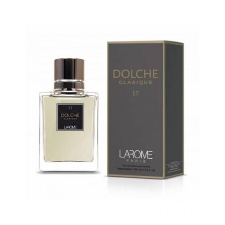 Perfume Masculino DOLCHE CLASIQUE Larome 17M 100ml