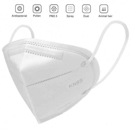 Máscara de proteção Respirável KN95 e seus benefícios