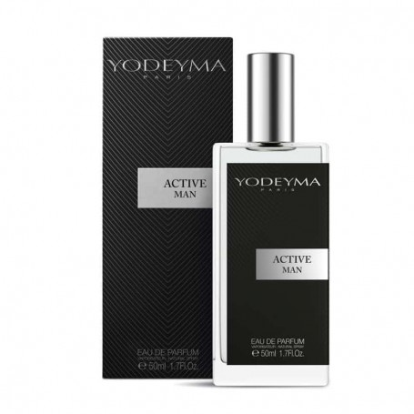 Perfume Masculino ACTIVE MAN Yodeyma 50ml