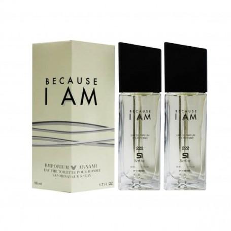 Perfume Feminino Serone Because I Am 100ml