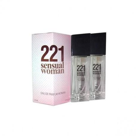 Perfume Feminino Serone 221 Sensual Woman 100ml