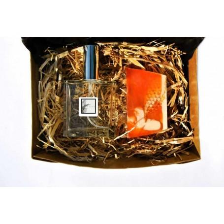 Perfume Feminino Coleção Especial Premium 100ml + sabonete
