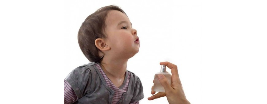 Perfumes infantis